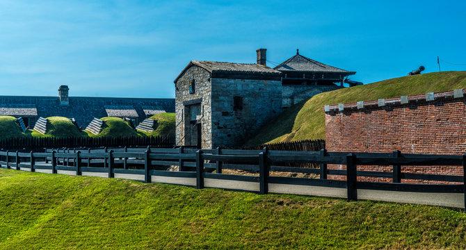 Old Fort Niagara, 1726