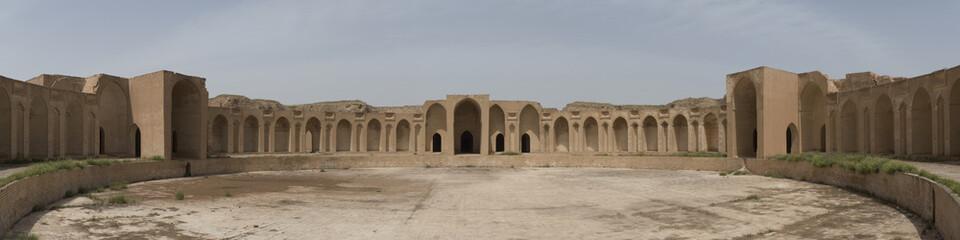 Caliphal palace in Samarra, Iraq Fototapete