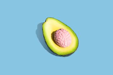 Avocado Healthy Concept