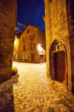 France, Auvergne,Besse.