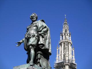 Rubensdenkmal, Antwerpen