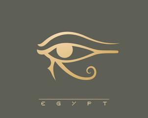 Egypt eye symbol