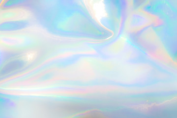 pastel colored holographic background Wall mural