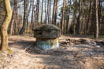 Bunker Festungen Hel Route der Militärgeschichte
