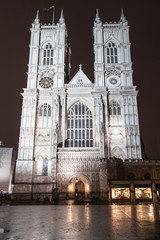 Western Towers of Westminster Abbey