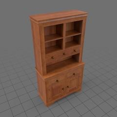 French dresser