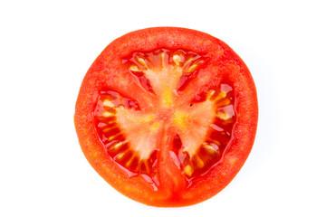 Poster Légumes frais Fresh red tomatoes