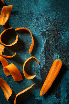carrot slices