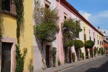 Aluminium Prints Arizona Vieille Ville Querétaro UNESCO Mexique