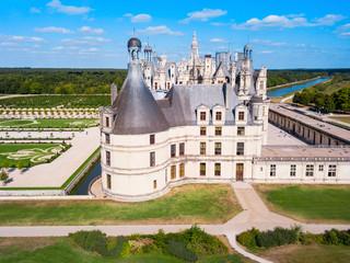 Chateau de Chambord castle, France