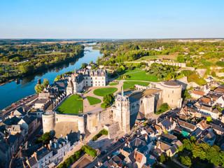 Obraz Chateau Amboise, Loire valley, France - fototapety do salonu
