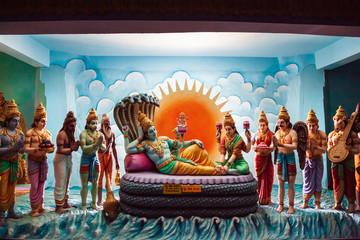 Sri Srinivasa Mahalakshmi Temple, Bangalore
