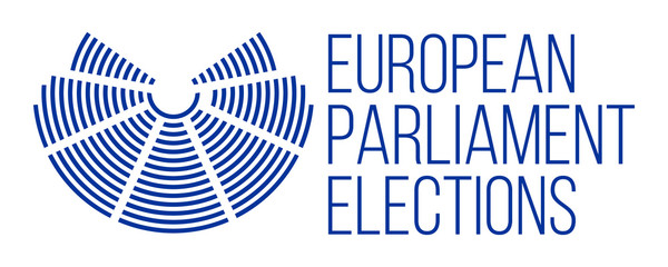 european parliament elections vector poster Fotomurales
