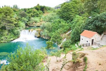 Krka, Sibenik, Croatia - Living within nature and far away from stress
