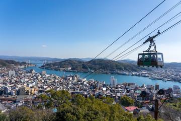 尾道 千光寺からの眺め