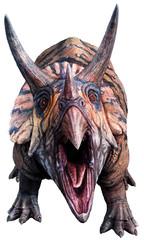 Wall Mural - Triceratops 3D illustration