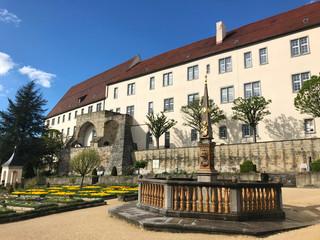 Pomeranzengarten und Schloss Leonberg