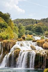Krka, Sibenik, Croatia - Experiencing a sunny summer at Krka National Park