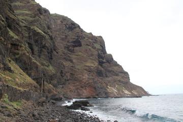 Malerische Küstenwanderung von Ponta do Sol nach Cha de Igreja, Kap Verden