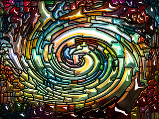 Quickening of Spiral Color