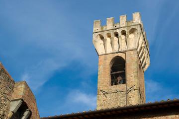 Fototapete - Palazzo Pretorio - Scarperia