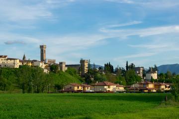 Fototapete - Scarperia - Toscana