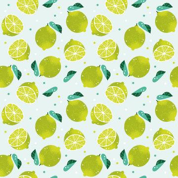 Lime pattern