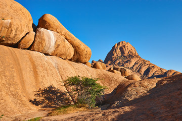 Spitzkoppe the Matterhorn of Africa.