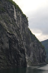 Scenic Views Of Norway's Fjords - Geiranger