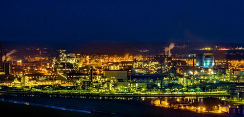 Österreich, Linz, Industriegelände