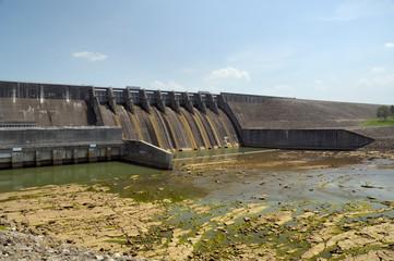 Cherokee Dam in Jefferson County Tennessee USA