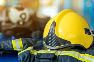 Firefighting work clothes