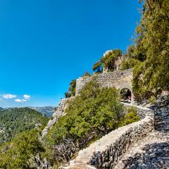 Spuren mallorquinischer Geschichte: Castell d'Alaró