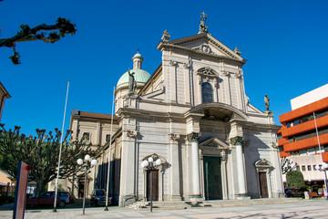 Fotomurales - Chiasso - Chiesa parrocchiale di San Vitale