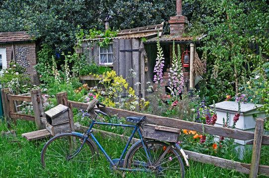 A wildflower garden of a Fenland Alchemist