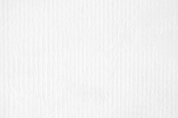 Striped Texture on White Concrete Wall Background. Wall mural