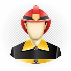 human template firefighter