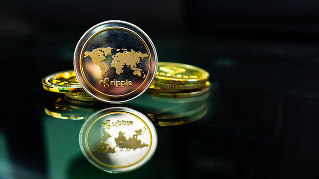 Ripple coins (XRP)