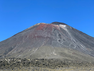 Volcan au Tongariro