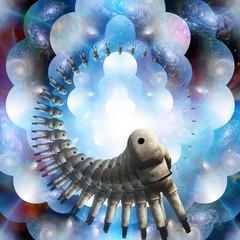 Fototapete - Deep Space