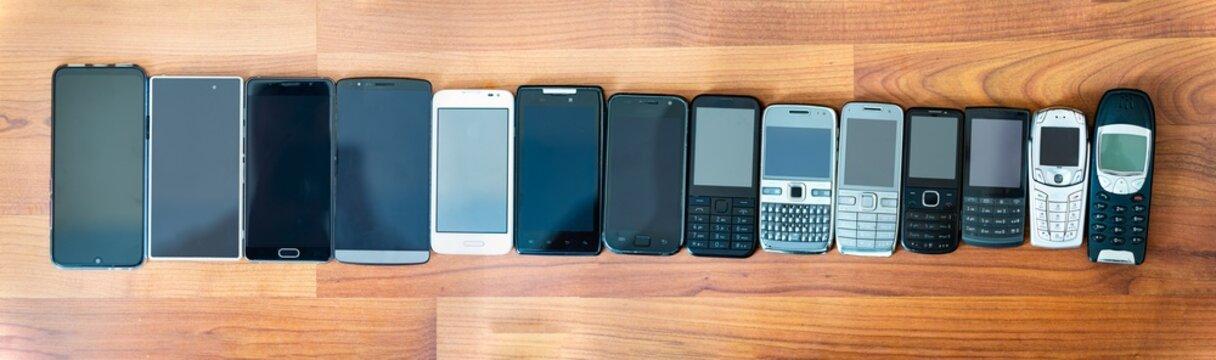 set phones