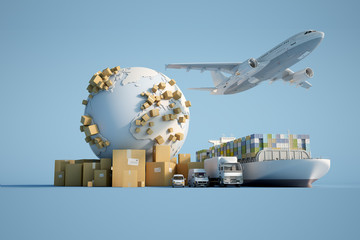 Global transportation industry