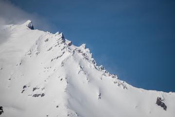 Rugged Peaks, Mt. Shasta