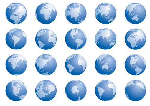 地球儀詳細