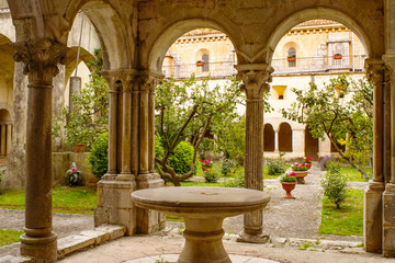 abbazia di fossanova