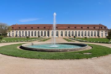 Hofgarten Ansbach, Mittelfranken