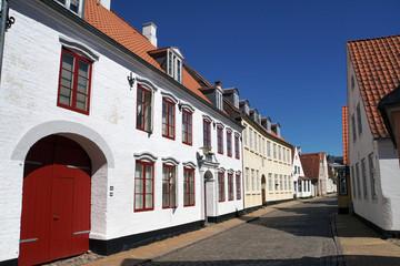 historische Altstadt Apenrade