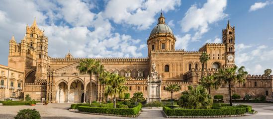 Fotobehang Palermo Kathedrale von Palermo; Sizilien