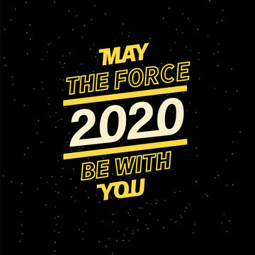 may the force be with you for your seasonal leaflets and greeting cards or Christmas themed invitations. 2020