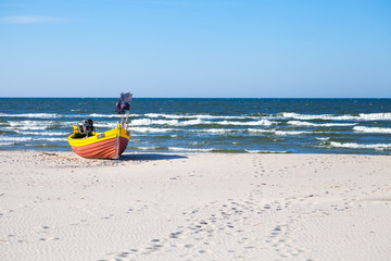 kutry, kutry rybackie, bałtyk kutry, morze kutry, dębki, karwia, morze bałtyckie